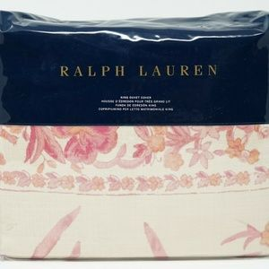 Ralph Lauren Analena Marissa Duvet Cover - KING